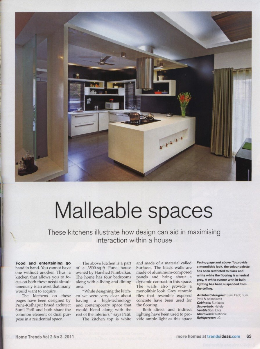 kitchen special- malleable places