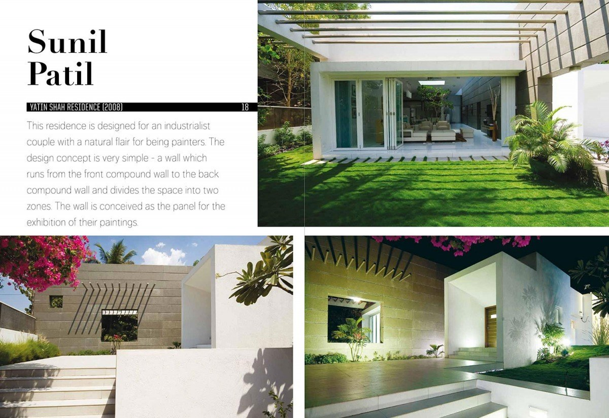 Sunil patil associates architects in india architects for Beautiful houses in india